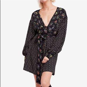 NWT Free People Wonderland Mini Dress Size XS & S